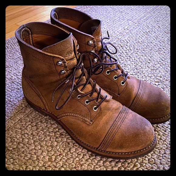 Red Wing Shoes Shoes   Red Wing Iron